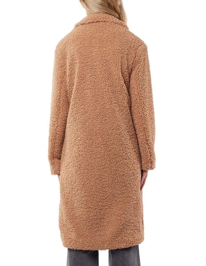 Elsie Teddy Coat image 2