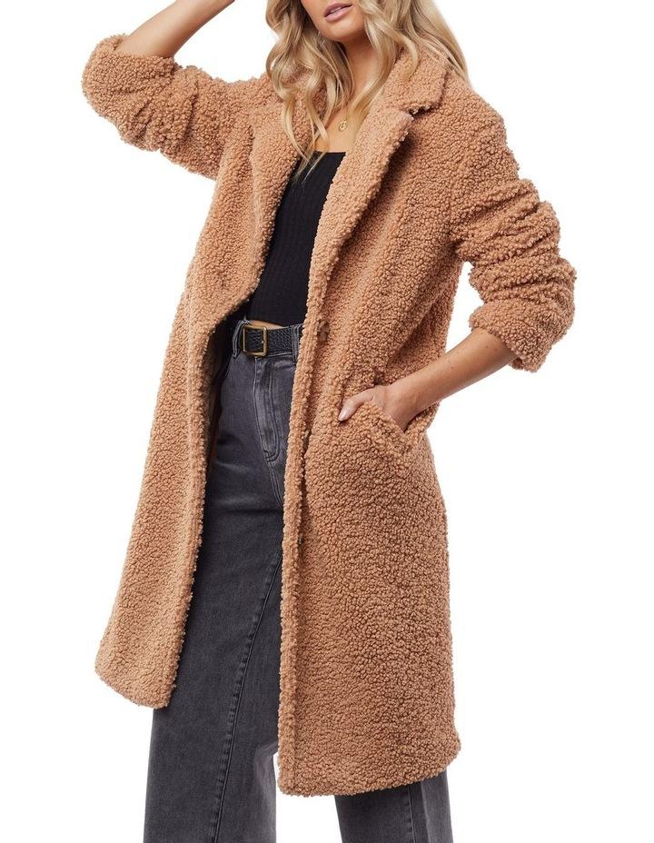 Elsie Teddy Coat image 3