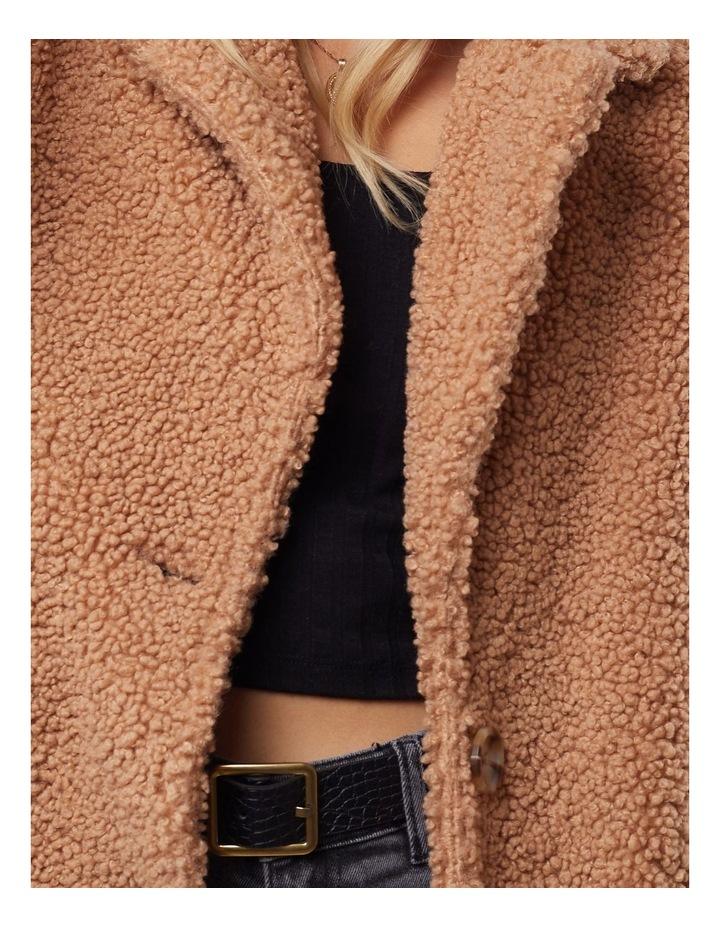 Elsie Teddy Coat image 4