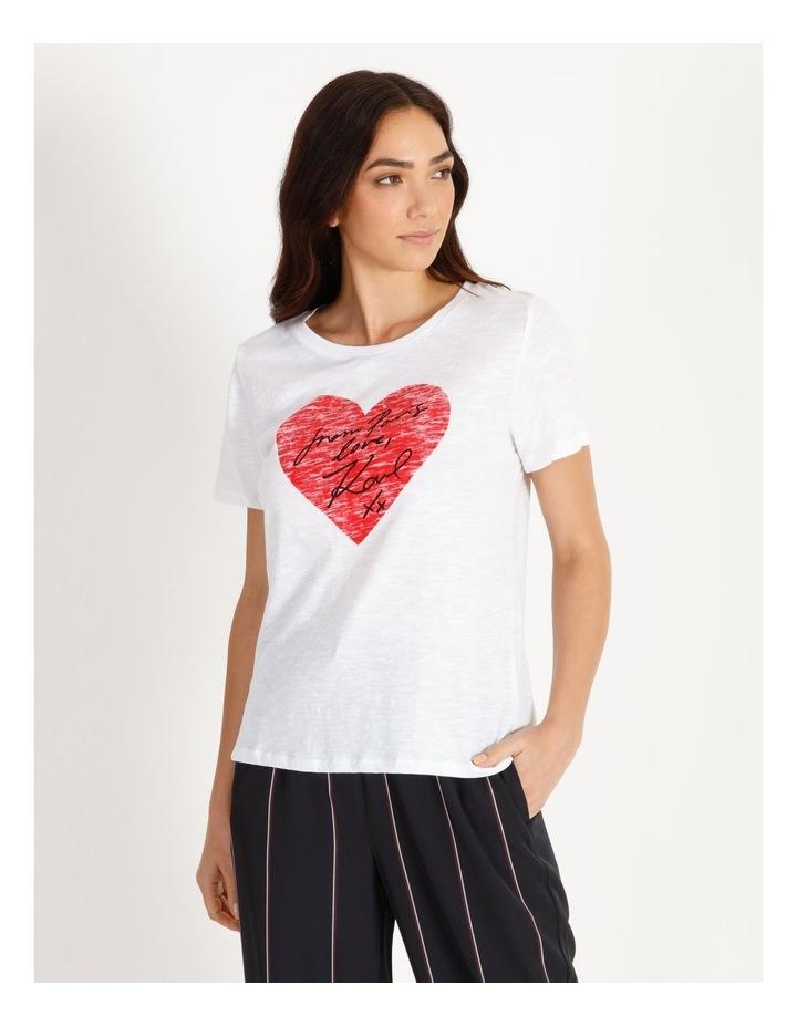 Heart Tee image 1