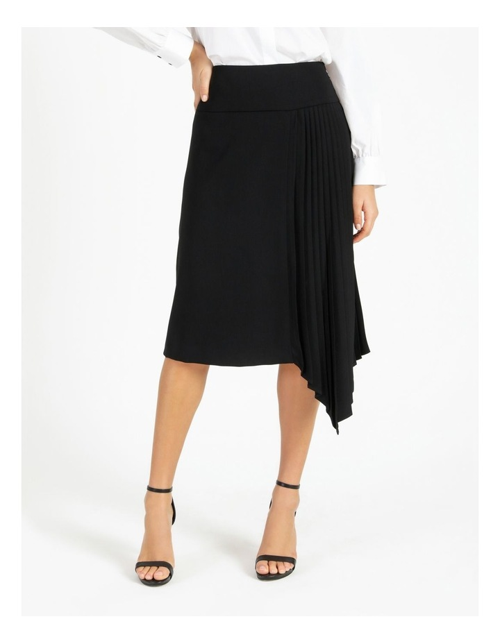 Skirt With Ruffle Side Detail image 1