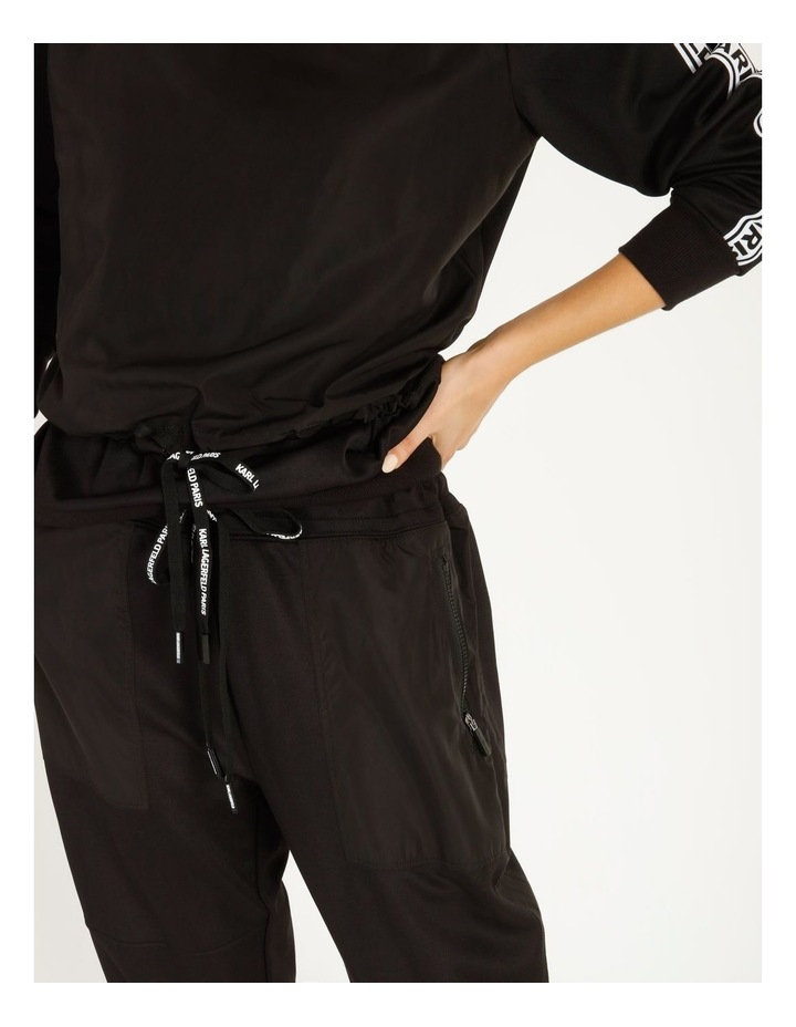 Jogger Pant With Drawstring image 4