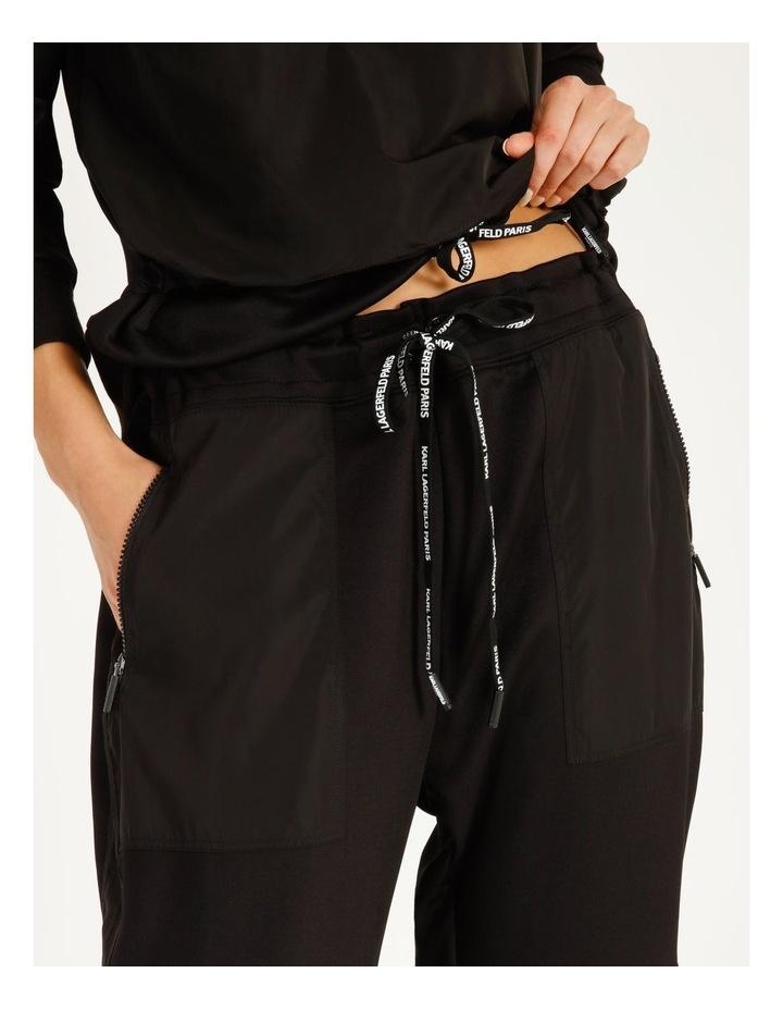 Jogger Pant With Drawstring image 5