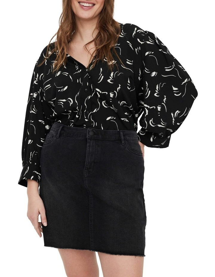 Odea 3/4 V-Neck Shirt image 1