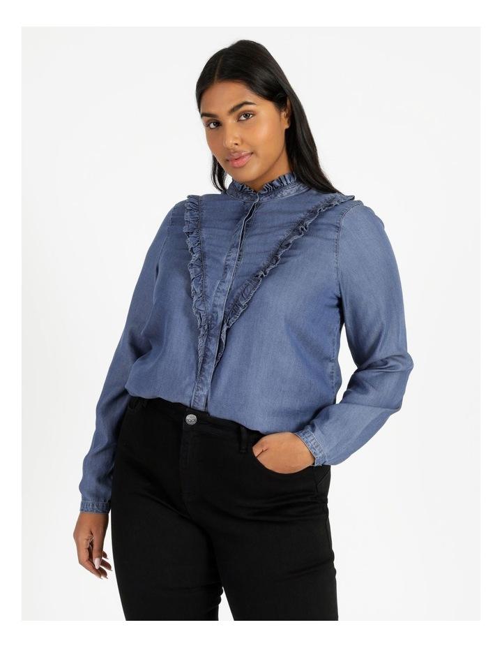 Lund Long Sleeve Shirt Curve image 1