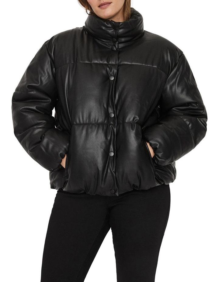 Emily Short Coated Jacket image 1