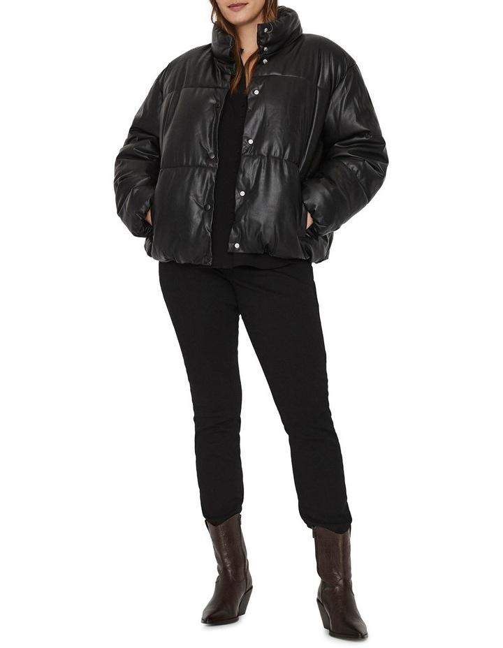 Emily Short Coated Jacket image 3