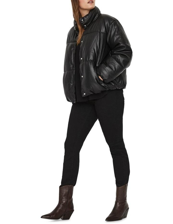 Emily Short Coated Jacket image 4
