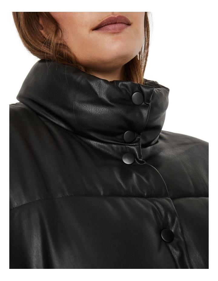 Emily Short Coated Jacket image 5