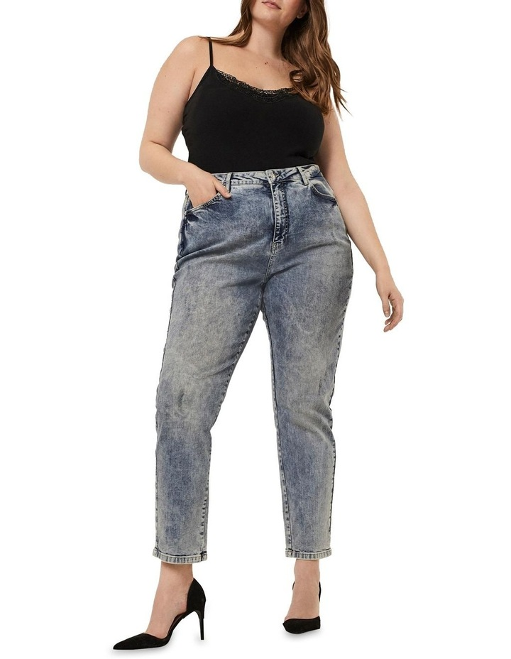 Vibe Mom Jeans image 3