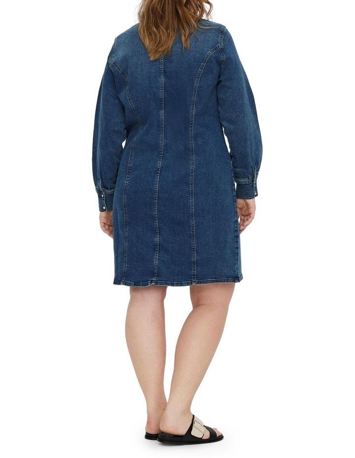 Polena Denim Dress image 2