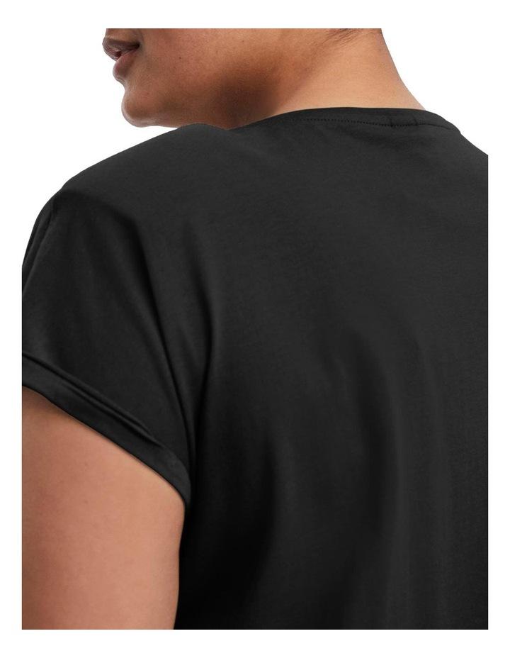 Lise Short Sleeve Dress image 4