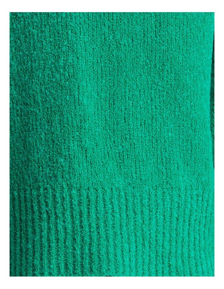 Sara Knit Jumper Pine Green image 5