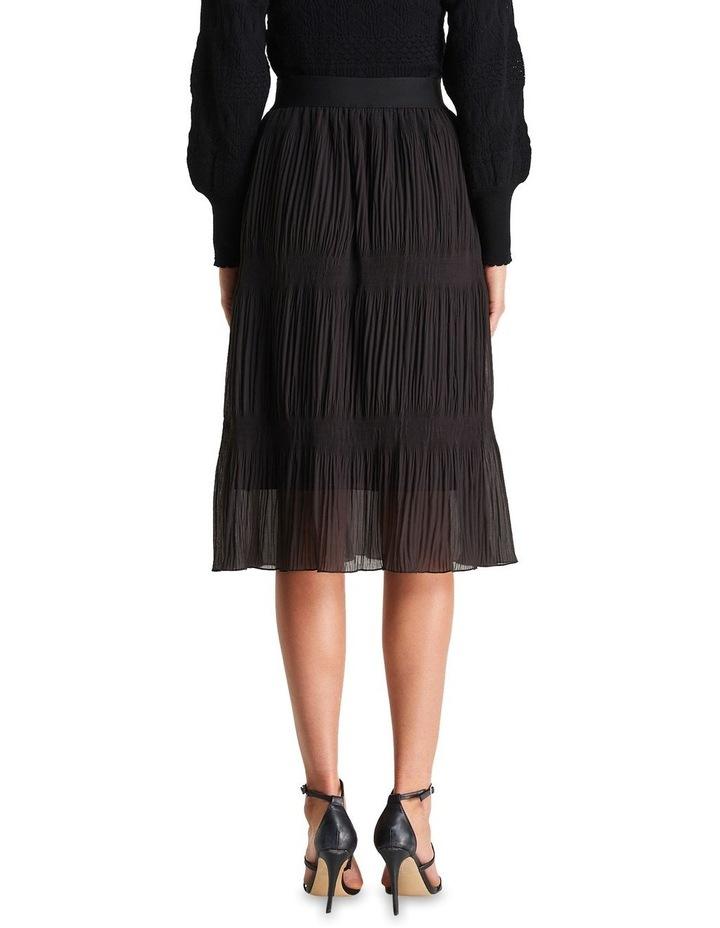 Ellen Plisse Midi Skirt image 2