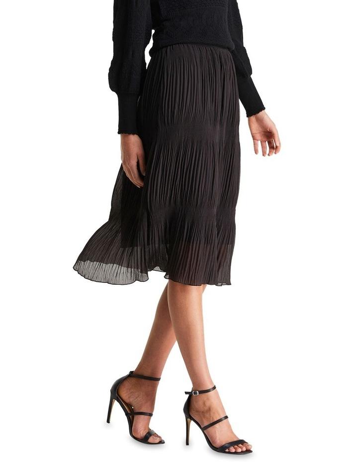 Ellen Plisse Midi Skirt image 3