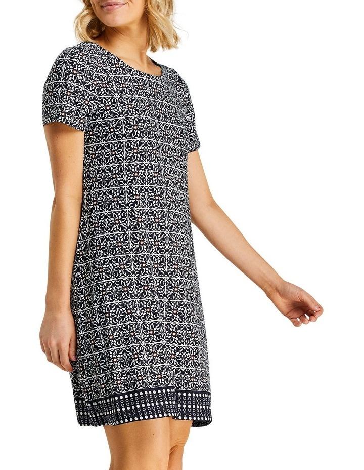 Alambra Geo Tunic Dress image 2