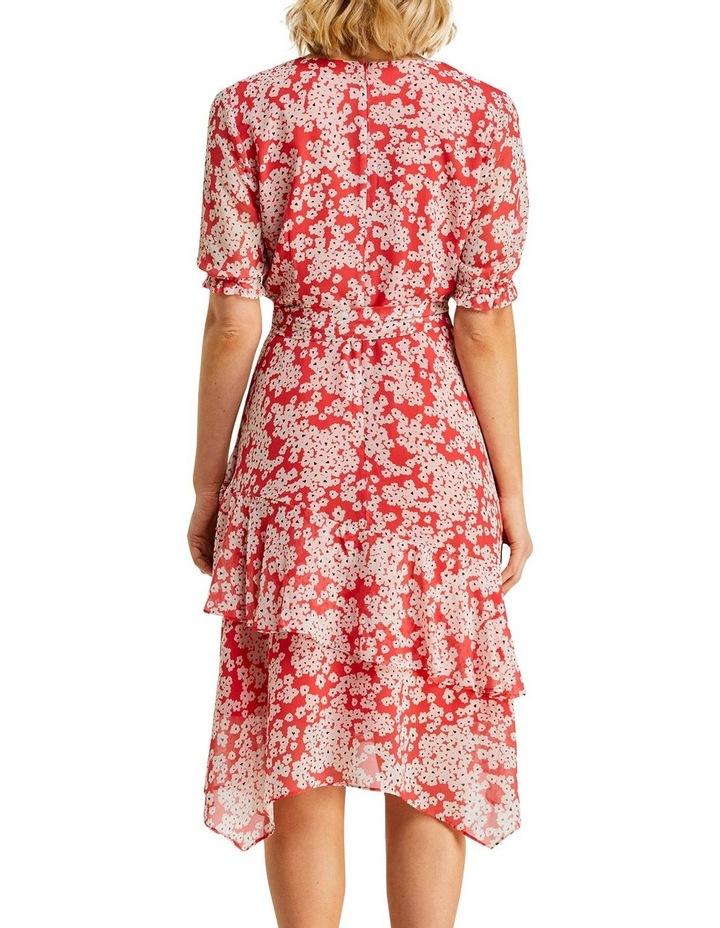 Coral Daisy Dress image 3