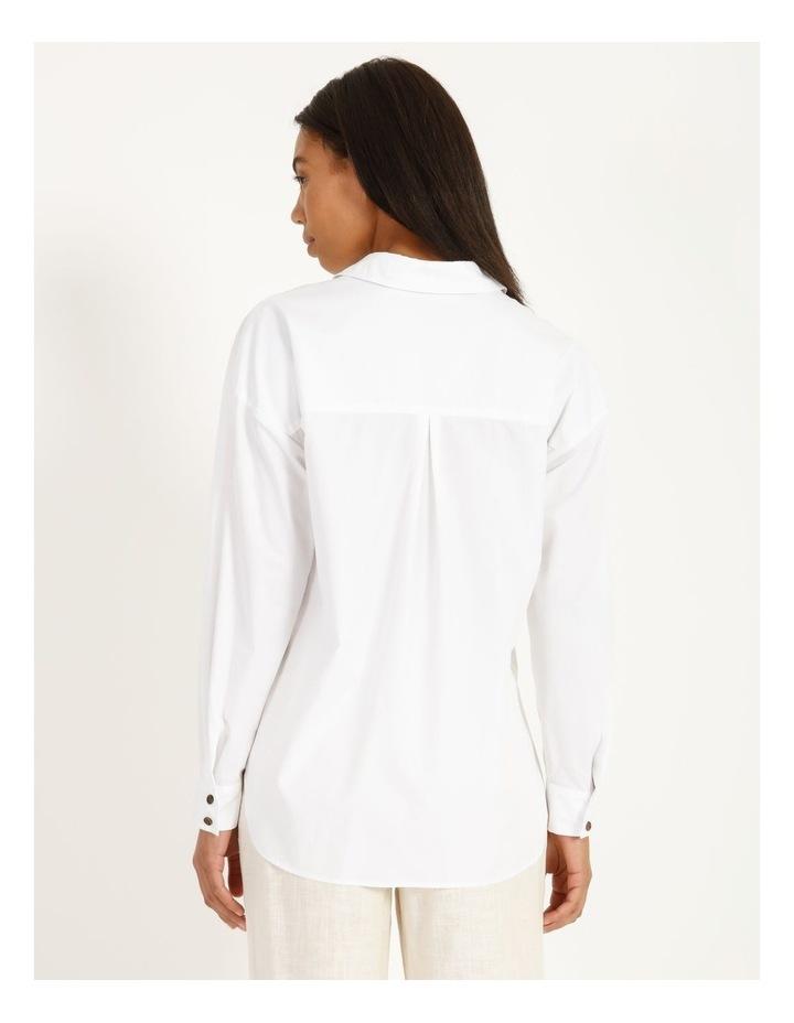 Oversized Shirt image 4