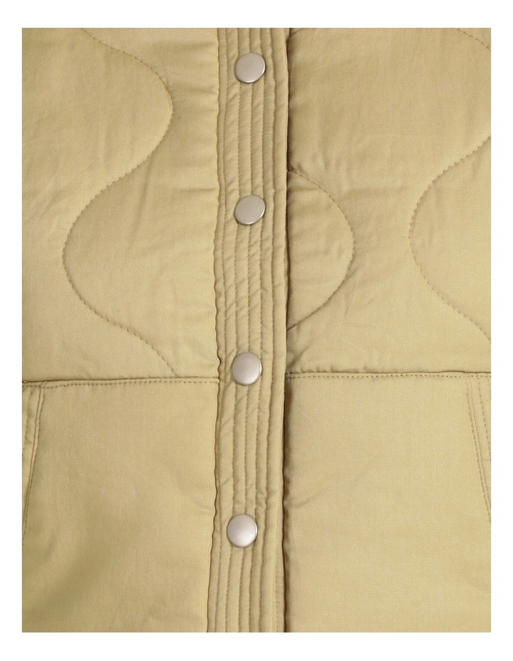 Quilted Jacket image 5