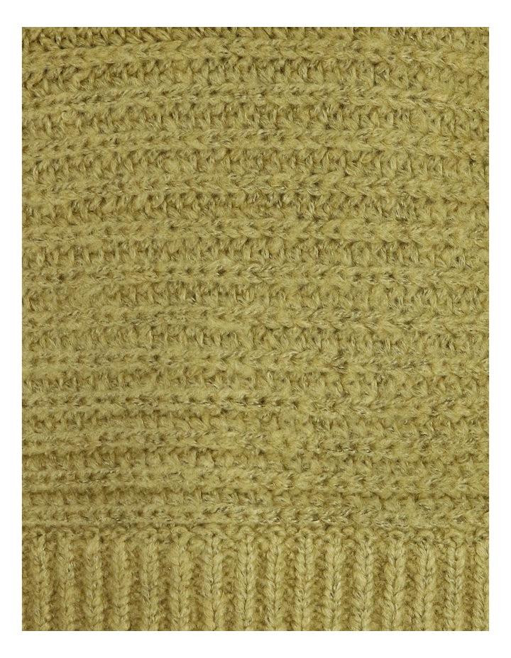 Crew Neck Chunky Knit image 5