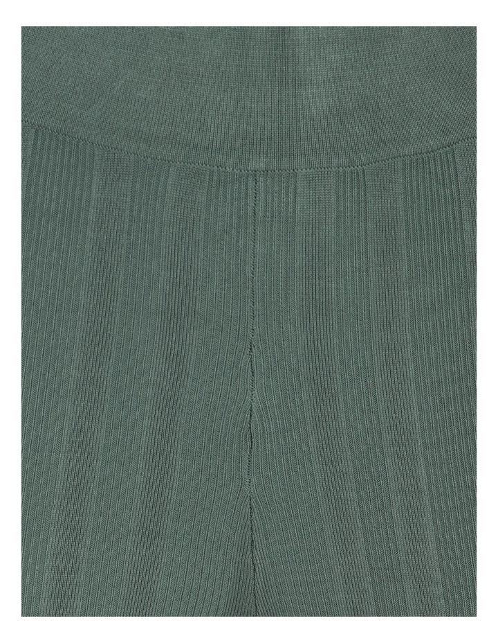 Ribbed Stripe Pants image 5