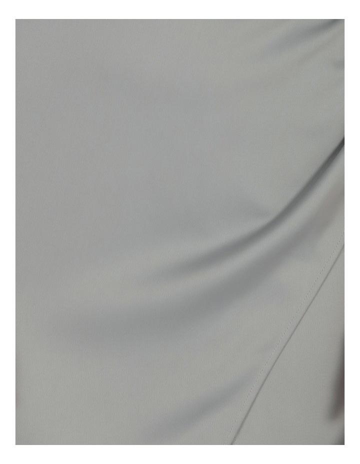 Gather Wrap Slip Dress image 5