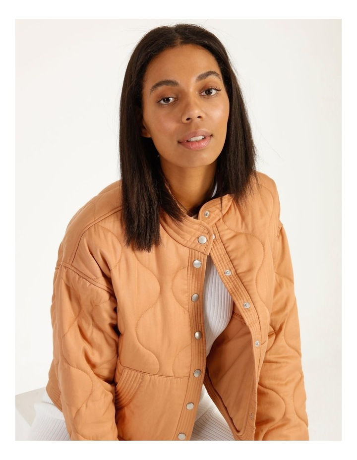 Quilted Jacket image 6