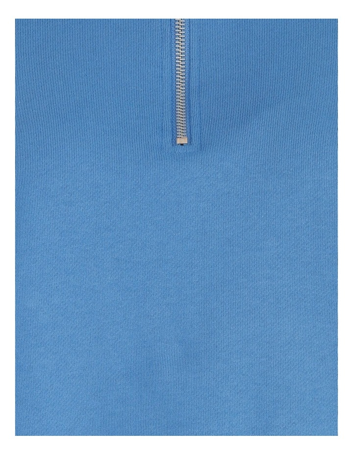 Zip Neck Sweat image 5