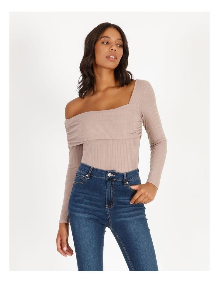 Off The Shoulder Bodysuit image 1
