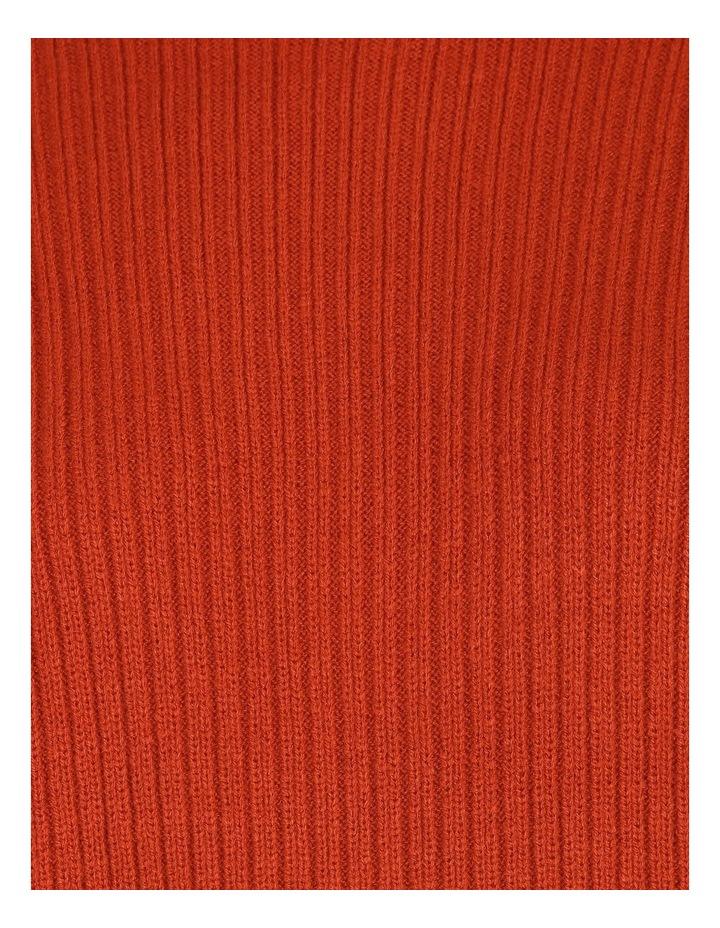 Roll-Neck Rib Jumper image 5