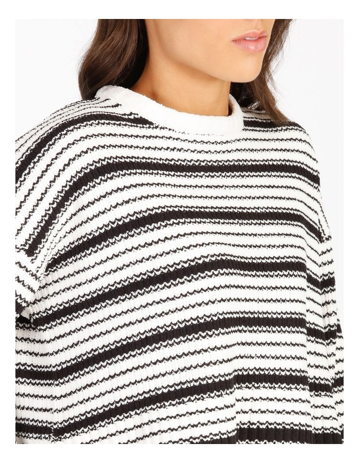 Textured Stripe Knit image 4