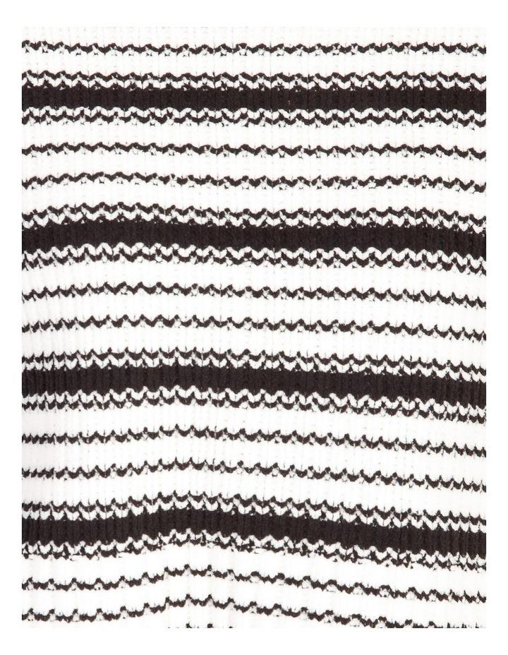 Textured Stripe Knit image 5