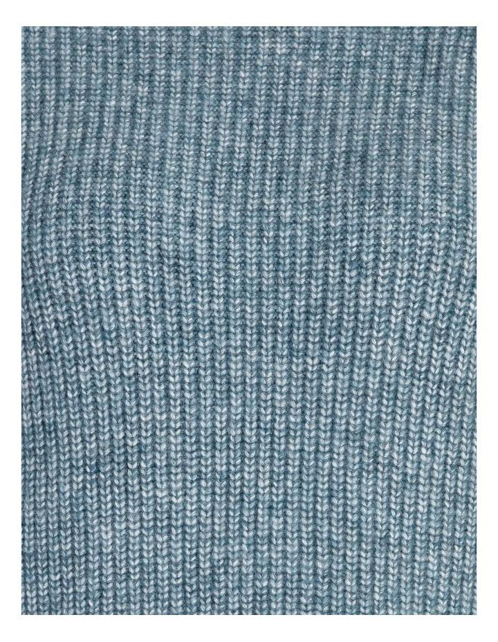 Longline Rib Knit image 5
