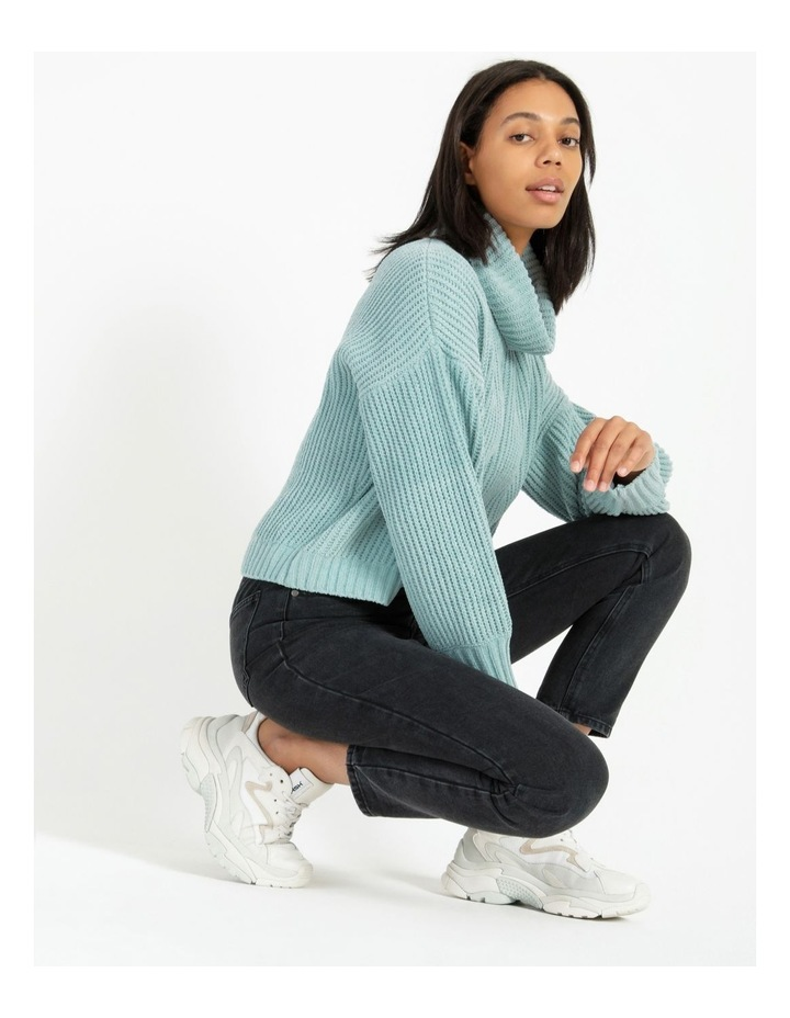 Roll Neck Cosy Knit image 2