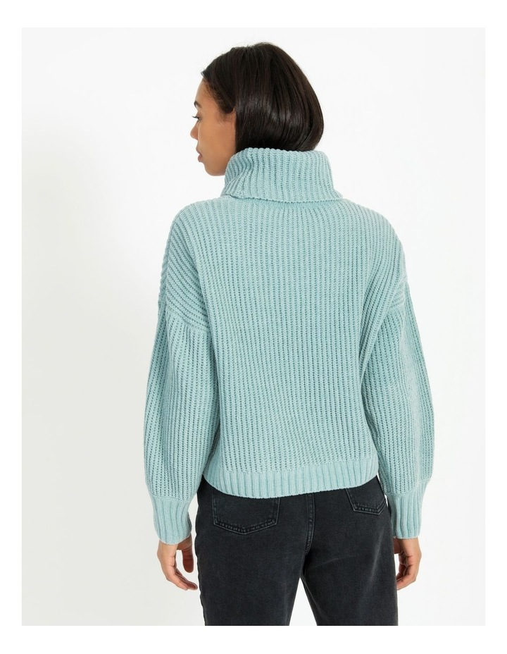 Roll Neck Cosy Knit image 4