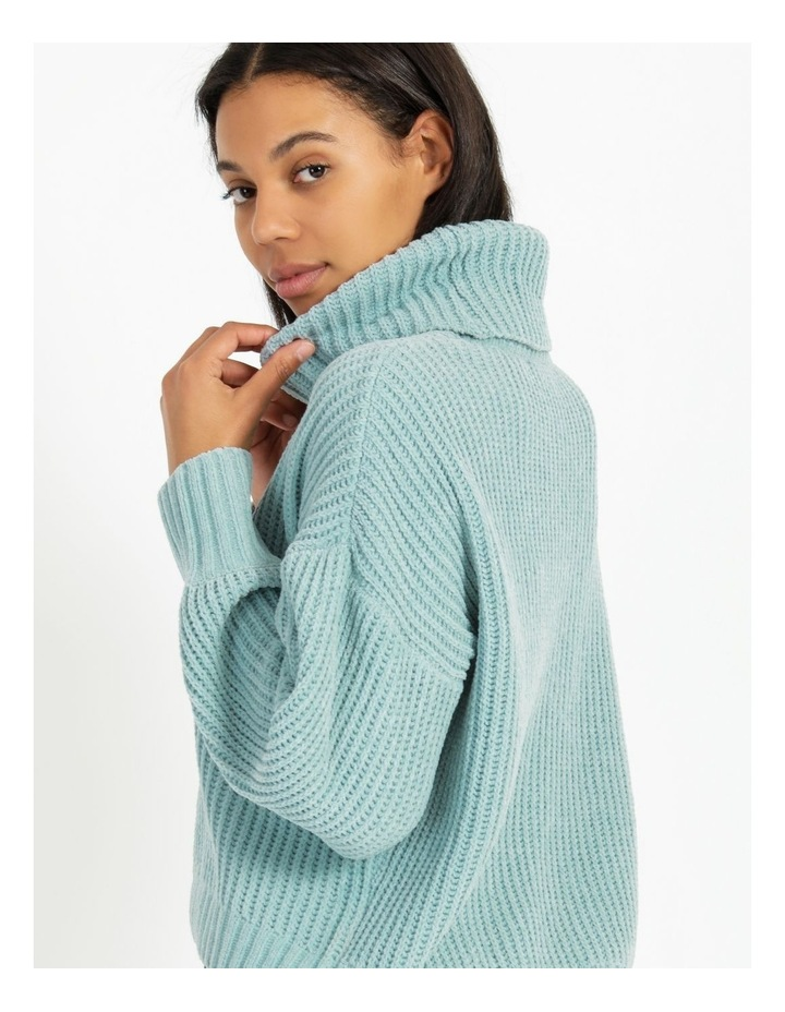 Roll Neck Cosy Knit image 5