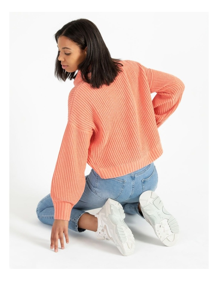 Roll Neck Cosy Knit image 3
