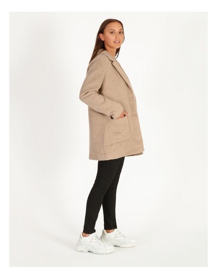 Drop Shoulder Coat image 2