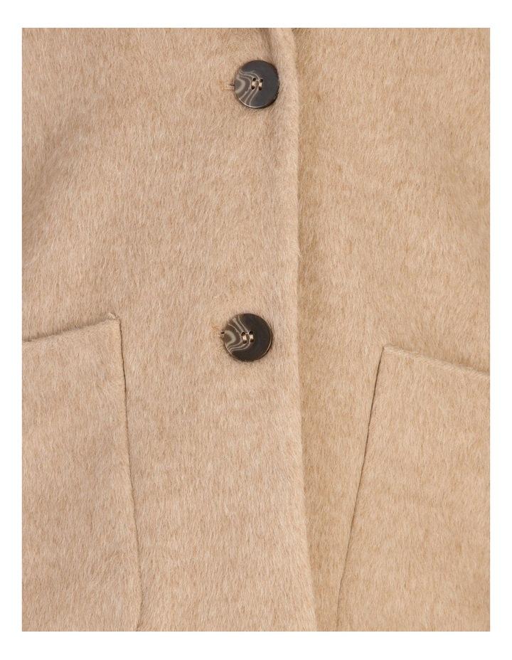 Drop Shoulder Coat image 6