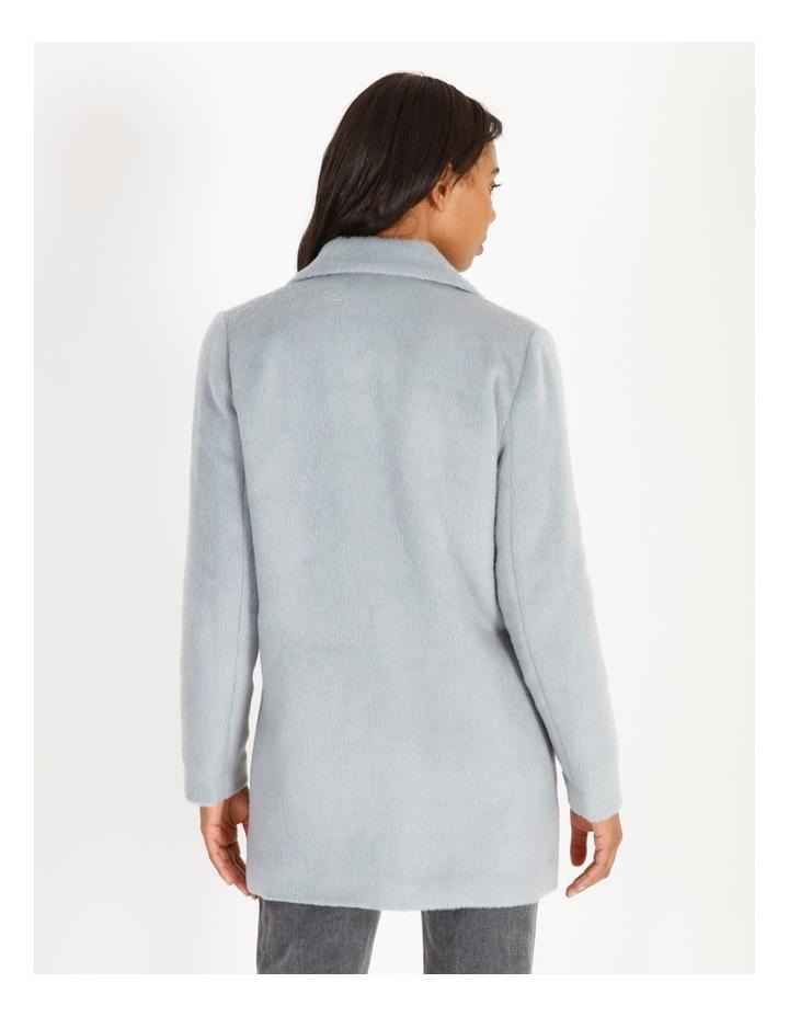 Drop Shoulder Coat image 3