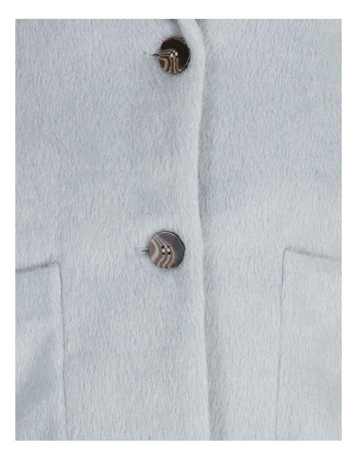 Drop Shoulder Coat image 5