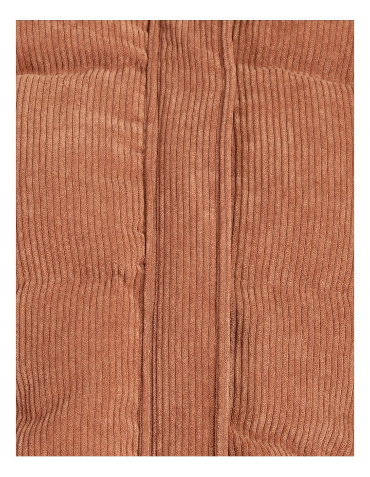 Cord Puffer Jacket image 6