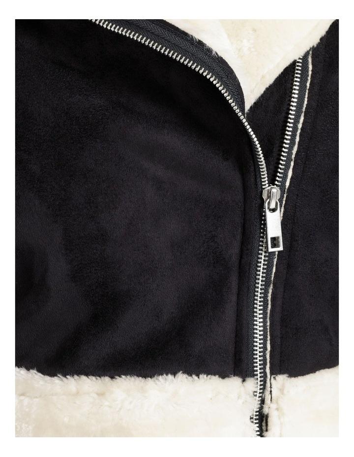 Faux Suede Jacket image 6