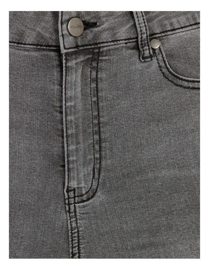 High Waist Skinny Jeans image 6