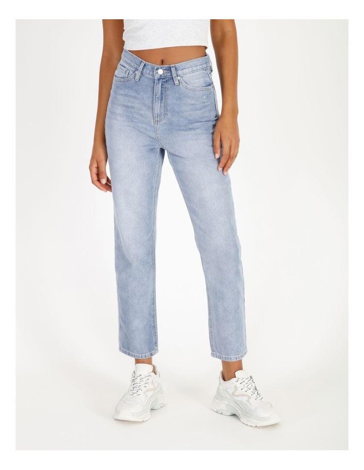 Straight Jean - Light Blue image 1