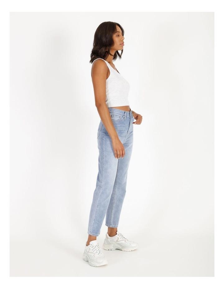 Straight Jean - Light Blue image 3