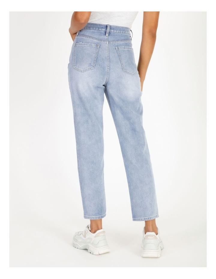 Straight Jean - Light Blue image 5