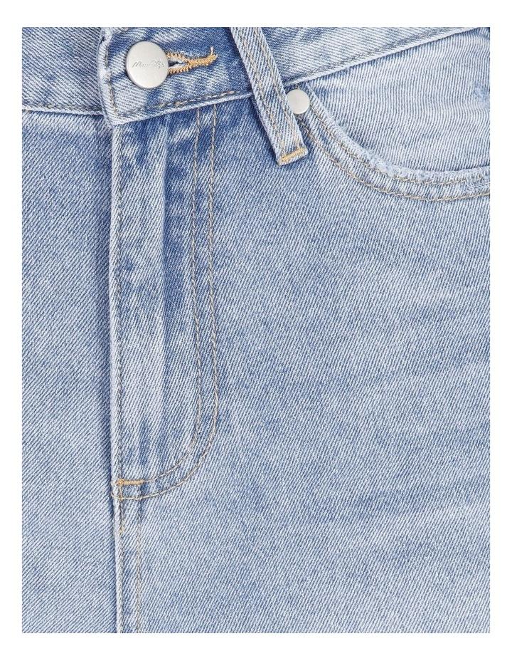 Straight Jean - Light Blue image 7