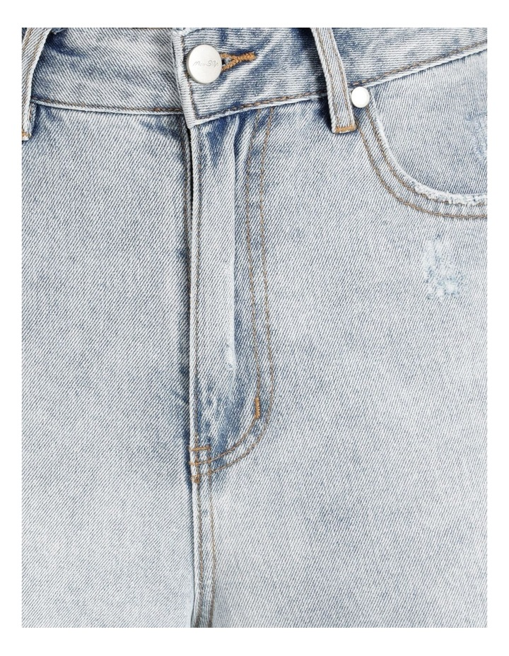 90s' Light Blue Relaxed Fit Jean image 6