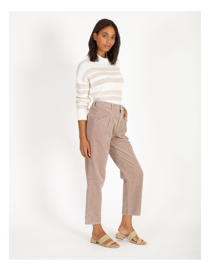 Pleated Cord Pant image 2